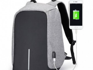 Laptop Backpack with USB Charger Port