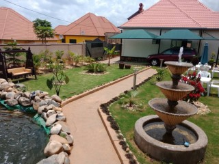 Self contained house for Rent in Kanombe-Gasaraba
