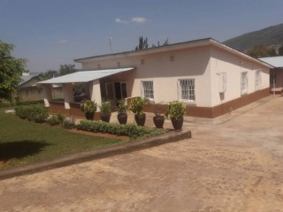 House for rent near Camp Kigali but also can be sold if interested