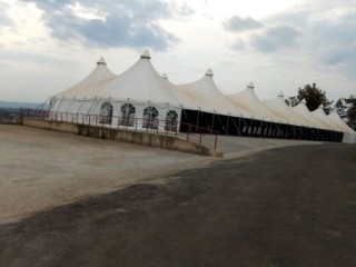 Big Tent for Weddings and other Ceremonies in Kibagabaga