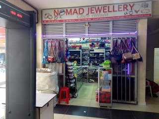Welcome to Nomad Jewelry Lady's shop located in Kigali City Market: ku isoko rya Nyarugenge -Next to BPR na I&M Bank