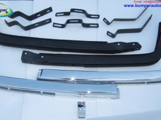 Mercedes W107 bumper set