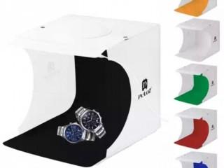 ID: 8, Puluz quality Folding Portable 550LM Softbox Photo Studio Box Photography Equipment