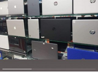 Different Computer brand Laptops in stock at the best price