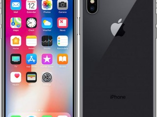 ID: 37,  iPhone X Silver  64GB storage (2019)