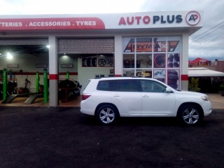 ID: 38, Toyota Highlander for Sale @12M only