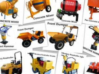 ID: 39, Agricultural, Construction, Industrial, Mining & Heavy-duty Machineries