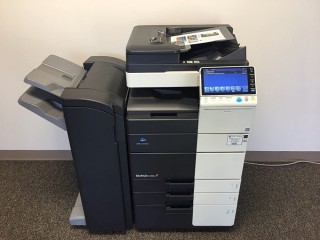 ID: 44, Used Konica Printers for sell. Model c452 552 652